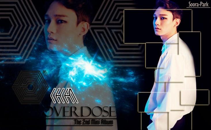 Mini K Chen k pop gallery editing exo m 39 s chen overdose the 2nd mini album