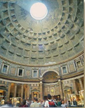 โดมสถาปัตยกรรมโรมัน