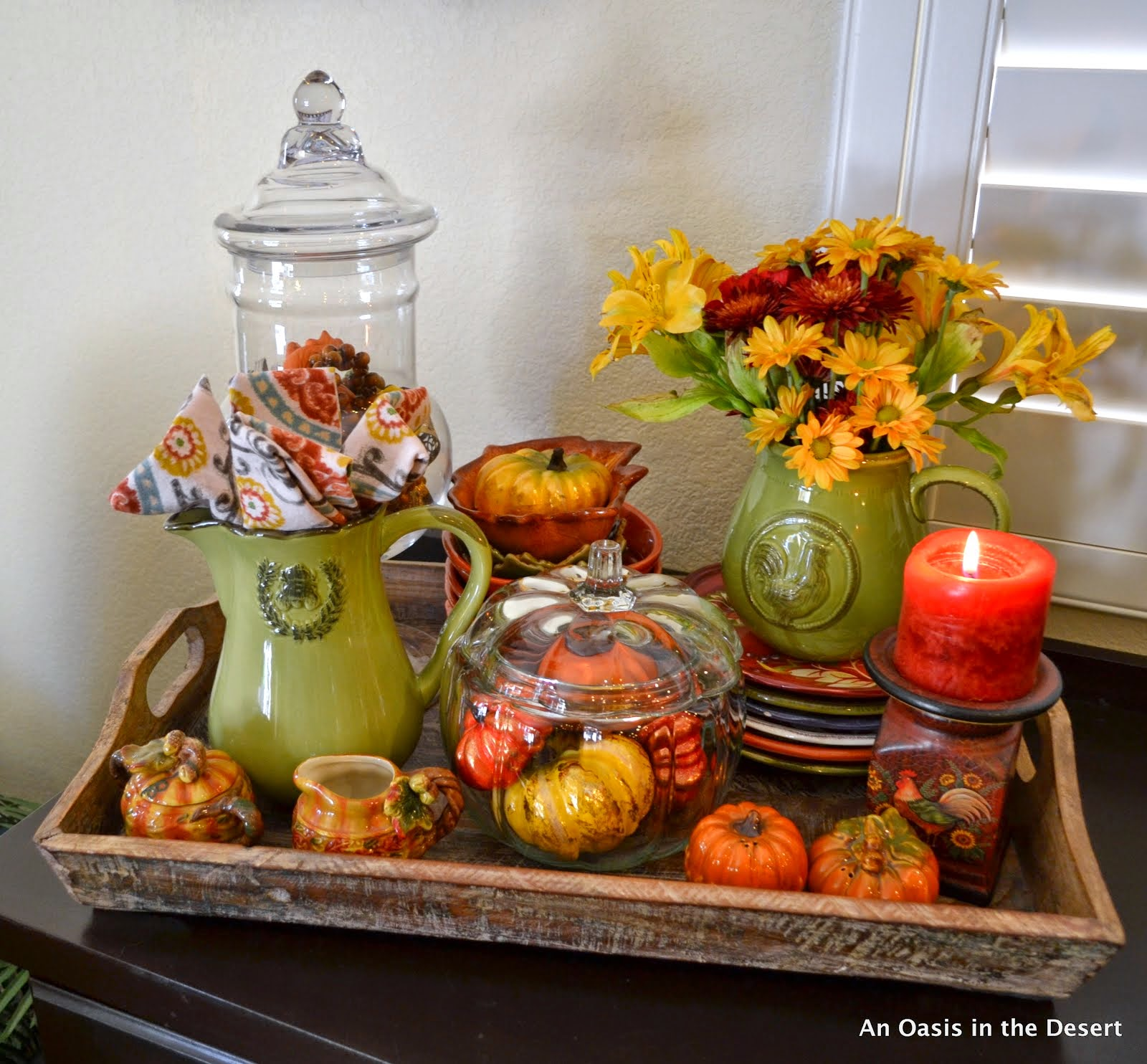 My Fall Kitchen