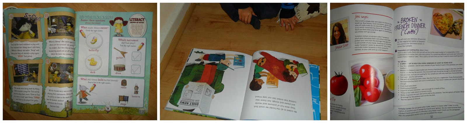 pre school book reviews uk