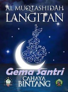 Al-Muqtashidah Album Cahaya Bintang-Gema Santri