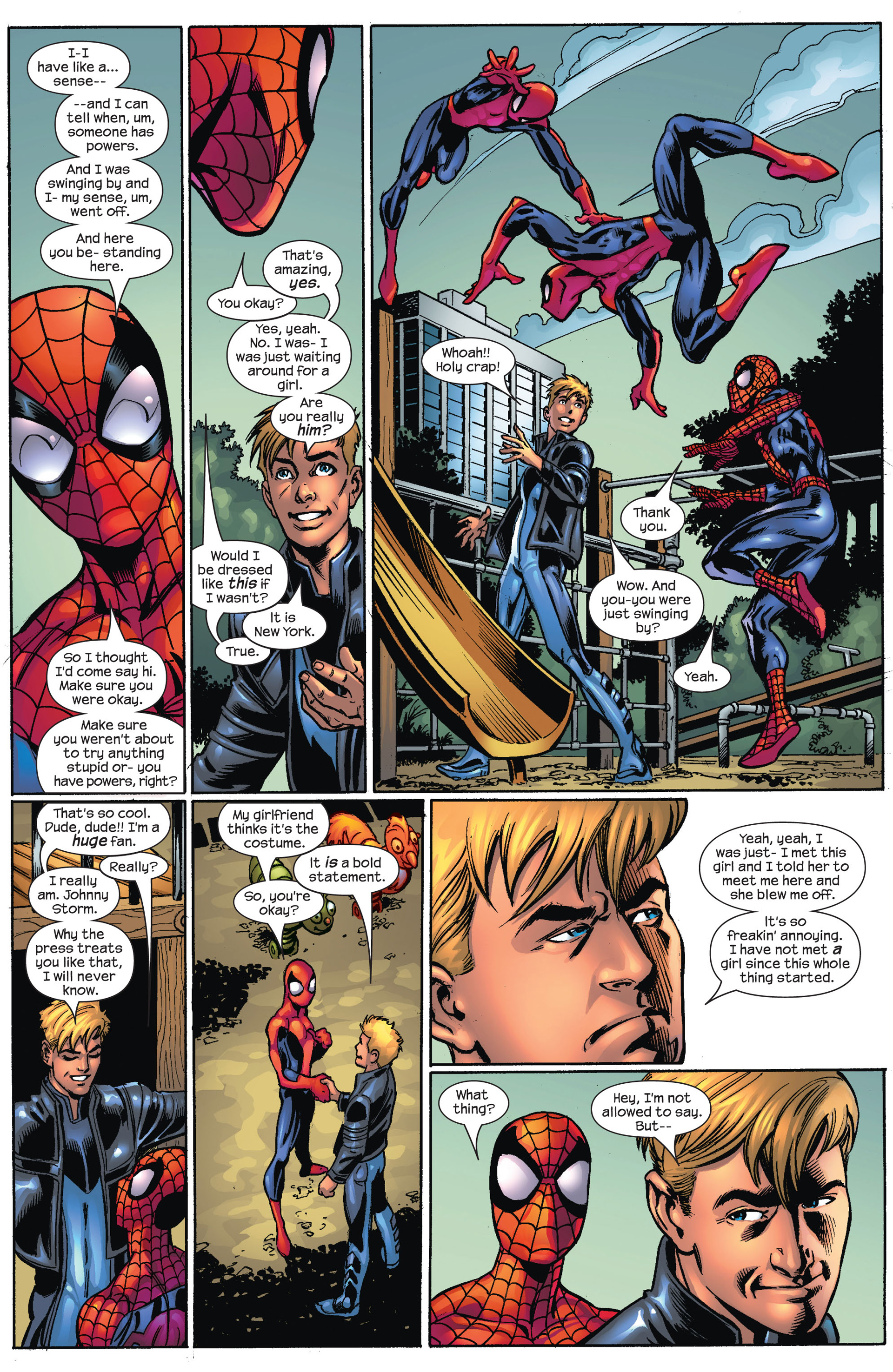 Ultimate Spider-Man (2000) Issue #69 #73 - English 14