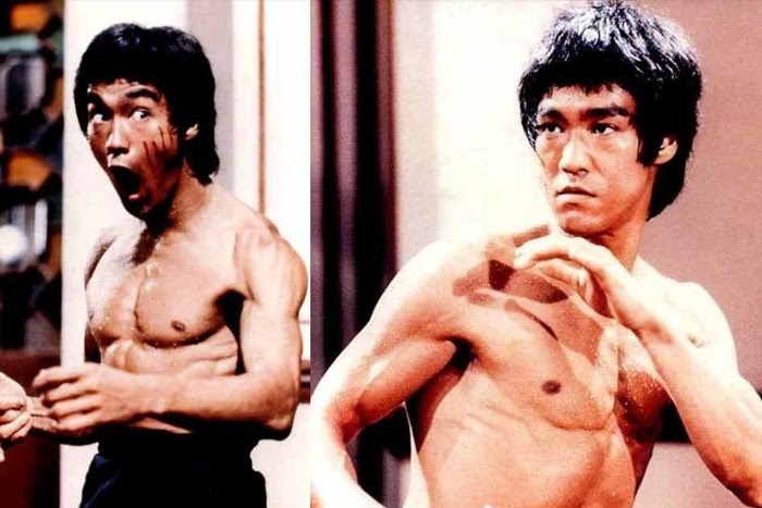 Bruce Lee Amazing Pictures