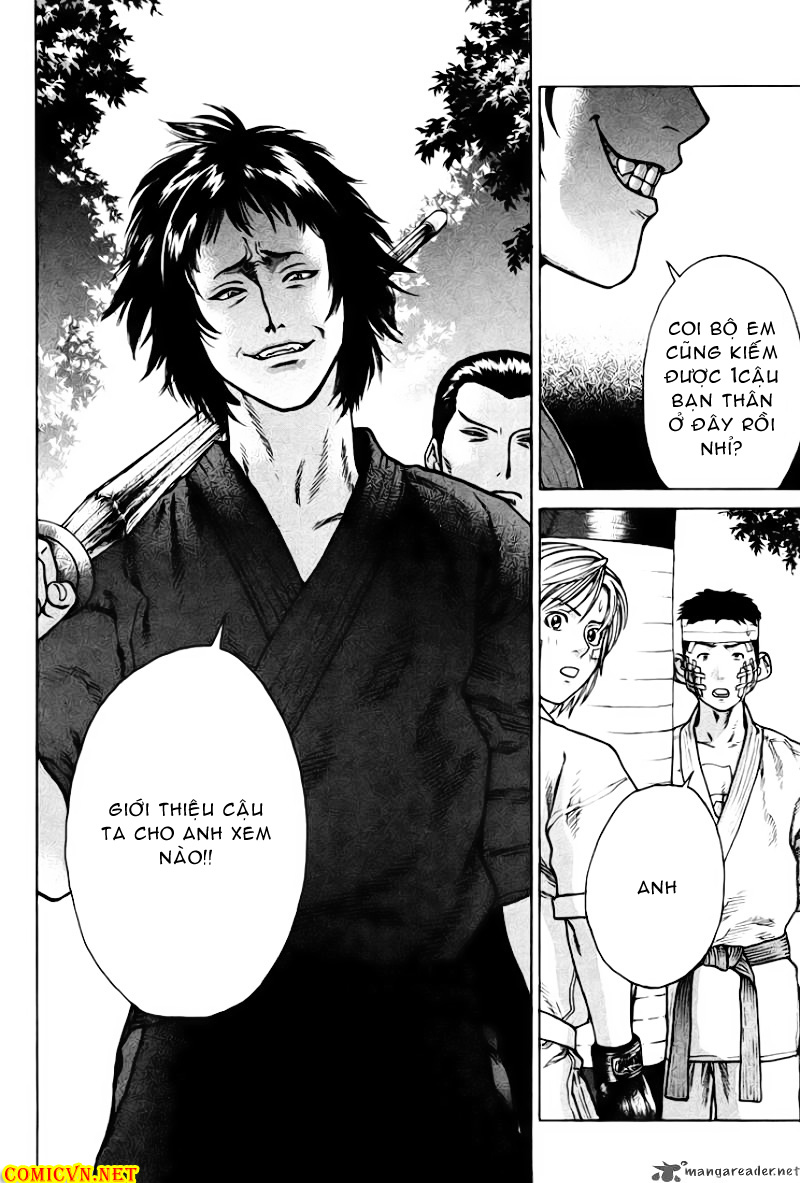 Karate Shoukoushi Kohinata Minoru chap 14 Trang 22
