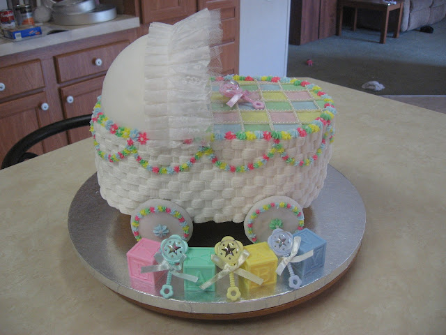 Bassinet Cakes