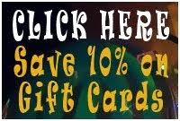 SAVE 10% ON GIFT CARDS