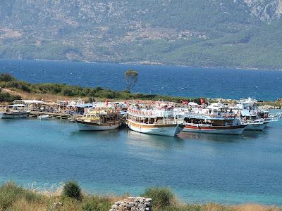 (Turkey) - Marmaris - Cleopatra Island