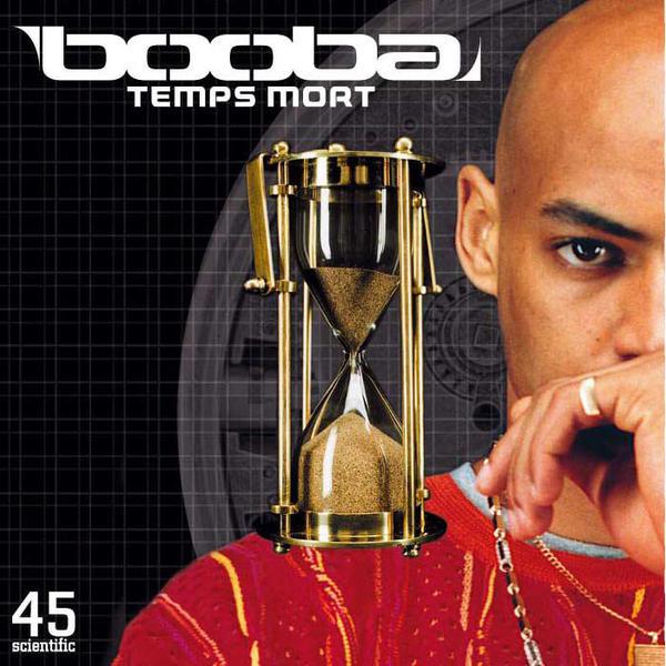 Booba - Temps Mort Cover