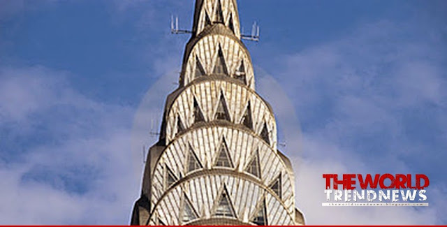Chrysler Building most beautiful architect Art of New York architecture.