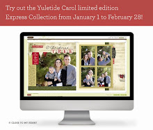 Studio J Express Yuletide Carol Collection