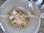 Placinta cu varza dulce preparare reteta aluat