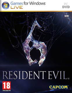 Resident Evil 6 PC Box Cover