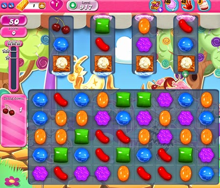 Candy Crush Saga 917