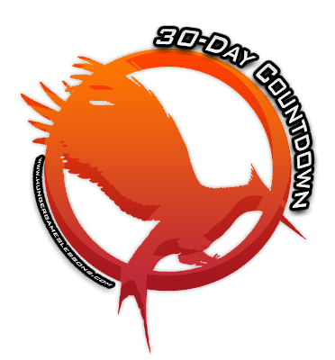 30-Day Countdown to Catching Fire - Freebies, Giveaways, and More!