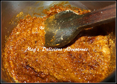 Spicy Kat for Misal in making