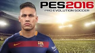 PES 2016 Full ISL Team PSP For Android
