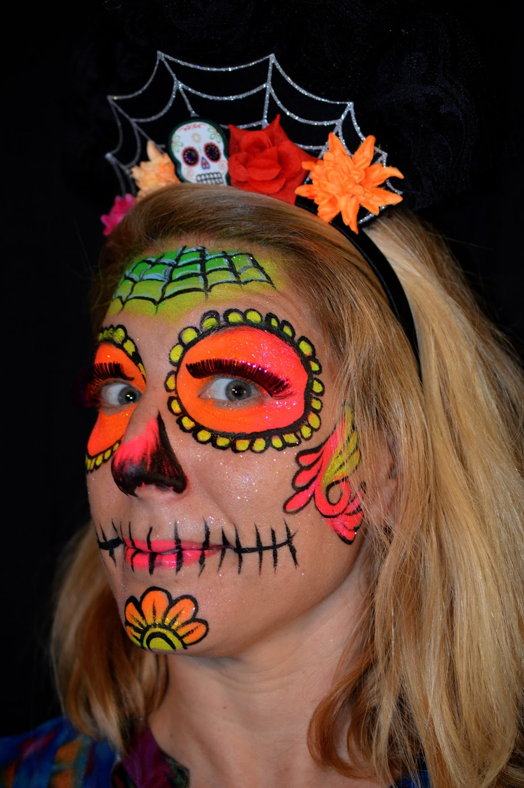 Adventures of a Face Painter: And Halloween Rolls Around Again