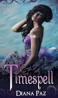 Timespell book cover