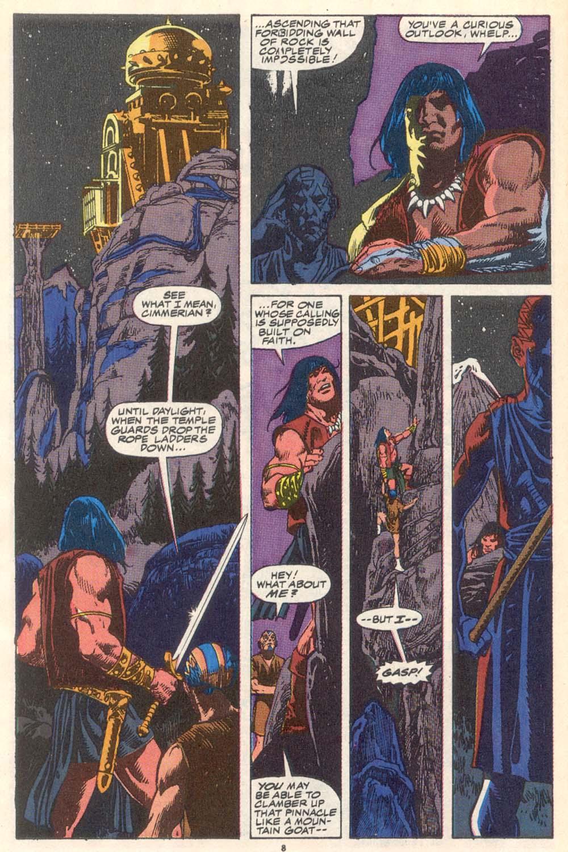 Conan the Barbarian (1970) Issue #223 #235 - English 7