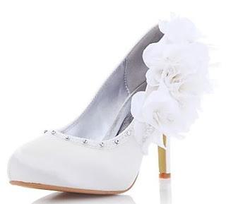 Bodas, Zapatos de Tacon Alto