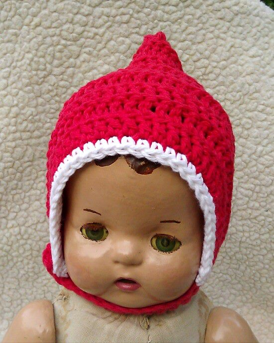 Breezybot Free Pattern Breezybot Newborn Pixie Hat