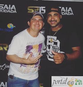 Entrevista com o cantor Raí Soares da banda Saia Rodada