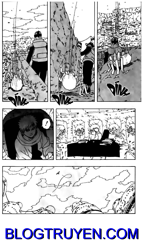 Naruto chap 248 Trang 4 - Mangak.info