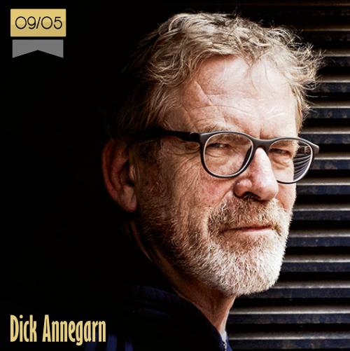 9 de mayo | Dick Annegarn - @MusicaHoyTop | Info + vídeos