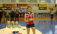 FINAL 4 ΝΕΑΝΙΔΩΝ ΕΣΠΕΔΑ 2012-13 MVP
