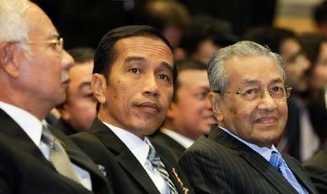 Jokowi Mulai Membalas Budi