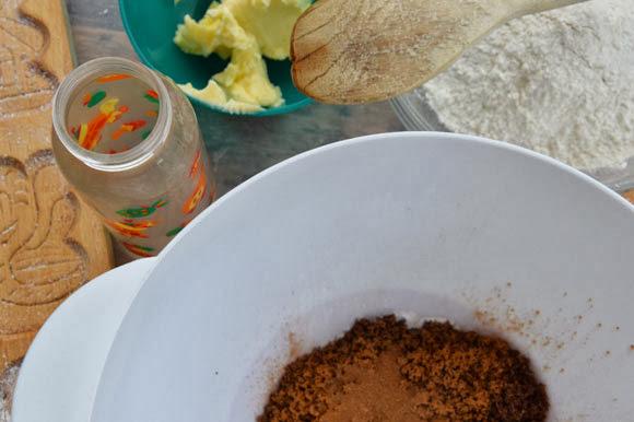 Recept voor Speculaas