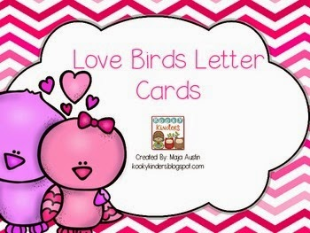https://www.teacherspayteachers.com/Product/Love-Birds-Letter-Cards-1626649