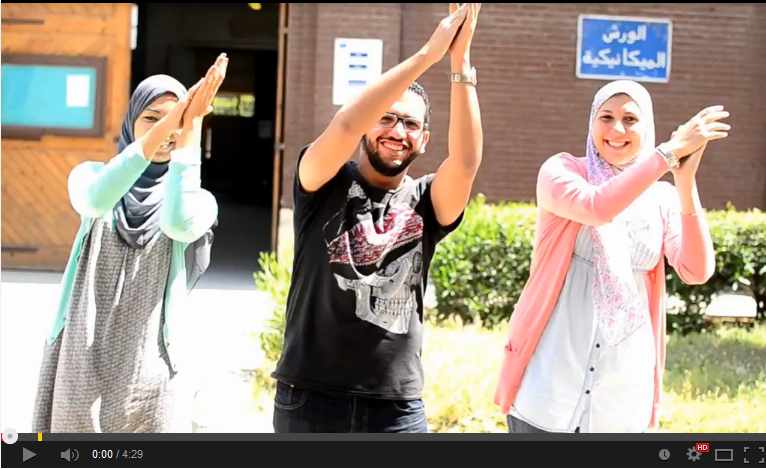 Happy ASU - Ain Shams University - Faculty of Engineering - هندسة عين شمس