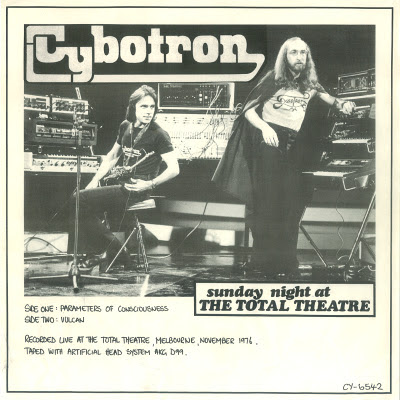 Cybotron - Live!!! (Sunday Night At The Total Theatre)