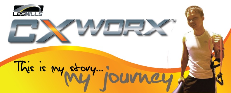 My CXWORX Journey