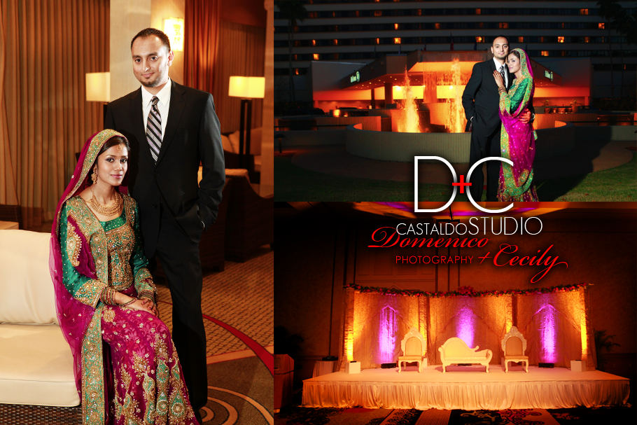 Indian Wedding Spotlight at the Downtown Disney Hilton