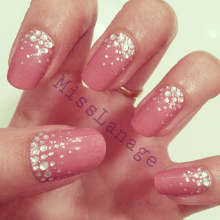 avon-nail-stickers-hot-pink-bling-manicure