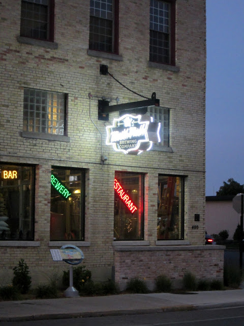 North Peak Brewery and Restaurant