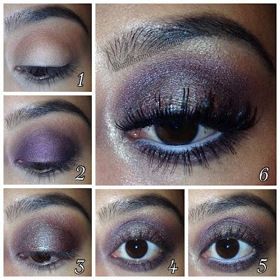 Fall makeup pictorial