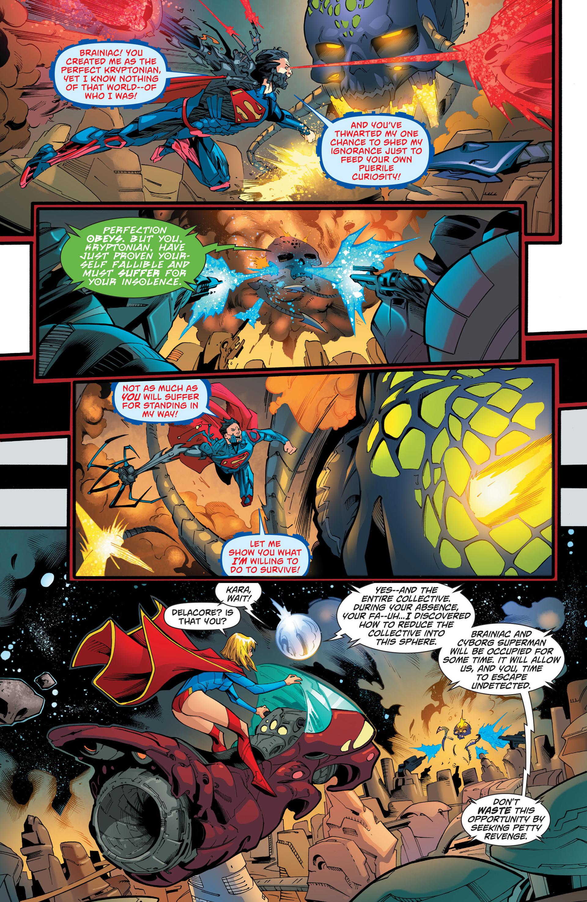 Supergirl (2011) Issue #24 #26 - English 17