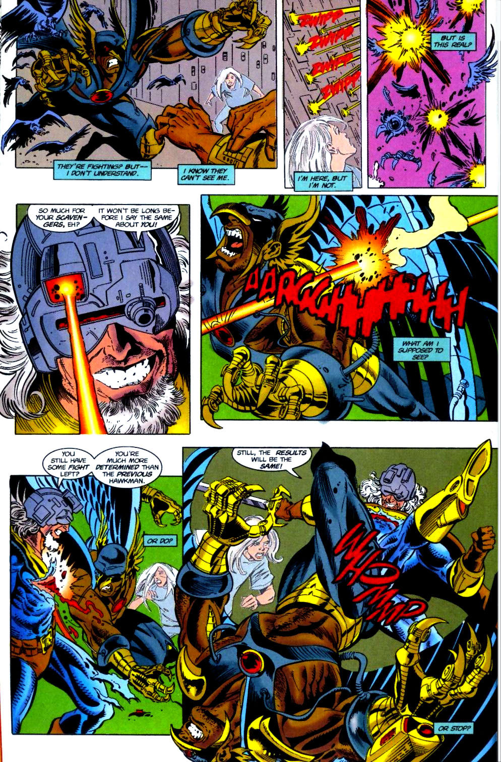 Deathstroke (1991) Issue #51 #56 - English 9