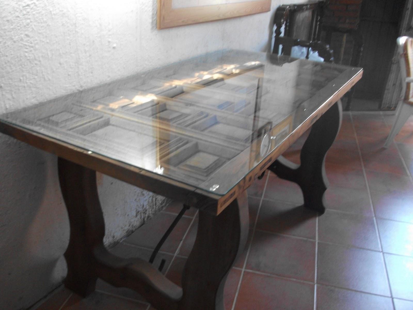 carpinteria de madera luis aliste mesa