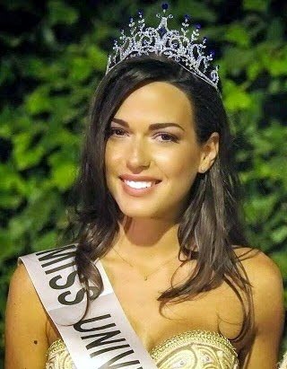 Ismini Dafopoulou - Miss Greece - Miss Universe 2014