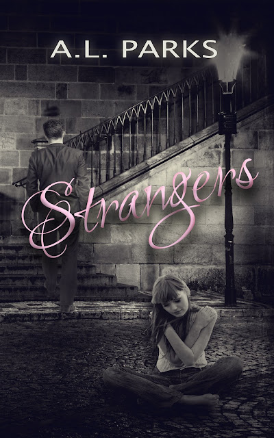 Cover Reveal: Strangers by A.L. Parks