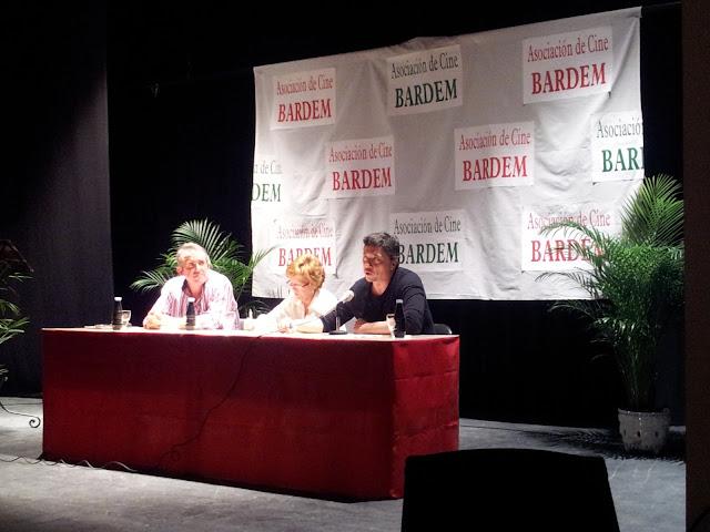 Conferencia de Carlos Bardem en Montalbán de Córdoba