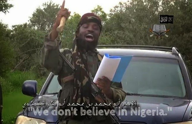 boko haram old video
