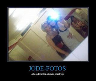 Los Jode Fotos : Toilette