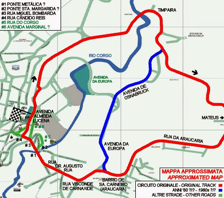 Circuito de Vila Real Circuito de Vila Real Muita