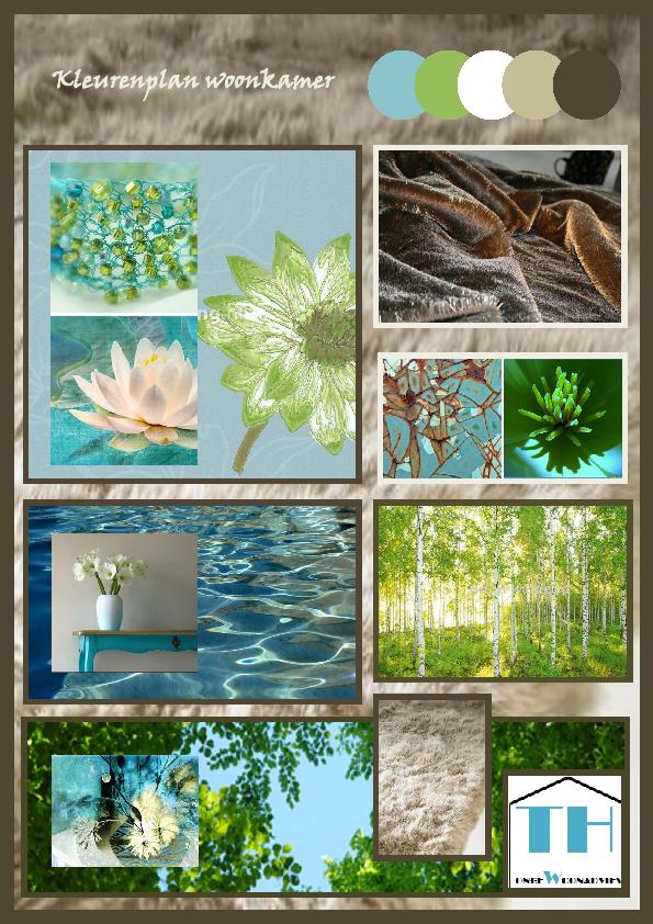 Kleuren Woonkamer Bruin: mooie natuurlijk kleuren voor in de ...