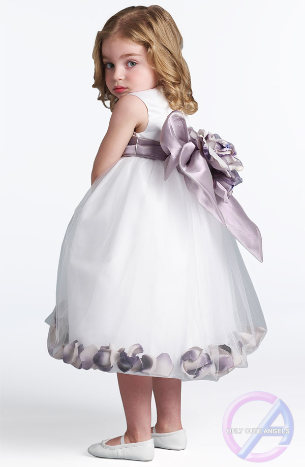 pretty kids dress fashion only cute angels